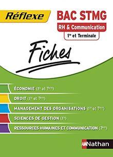 Ressources humaines et communication - Bac STMG - Fiches
