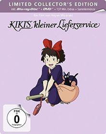 Kiki's kleiner Lieferservice - Steelbook (+ DVD) [Blu-ray] [Limited Edition]