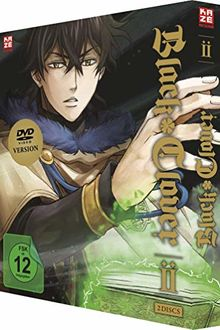 Black Clover - DVD 2 (Episoden 11-19)