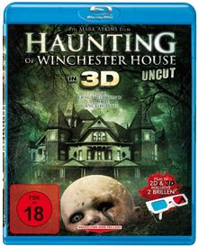 Haunting of Winchester House 3D (Blu-ray) - inkl. 2 Brillen