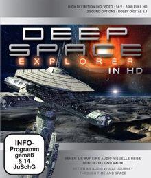 Deep Space Explorer in HD [Blu-ray]