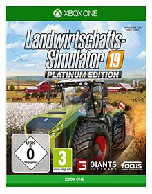 Landwirtschafts-Simulator 19: Platinum Edition (X1)