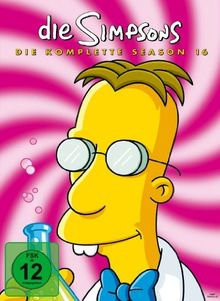 The Simpsons - Die komplette Season 16 [4 DVDs]