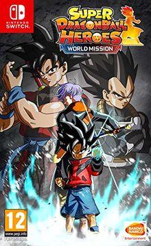 Super Dragon Ball Heroes: Jeu-Schalter der Weltmission