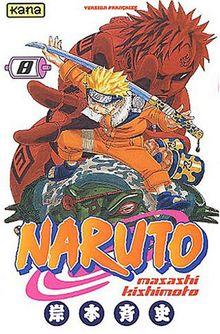 Naruto, Tome 8 :