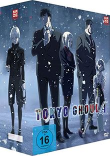 Tokyo Ghoul Root A (2. Staffel) - Vol. 1 (inkl. Sammelschuber) [Limited Edition]