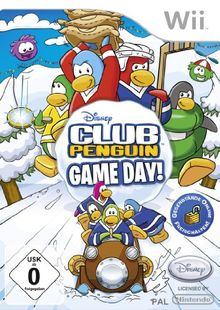 Club Penguin - Game Day!