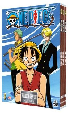 One pièce water seven, vol.5 [FR Import]