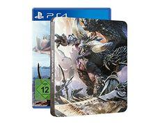 Monster Hunter: World + Steelbook - [Playstation 4]