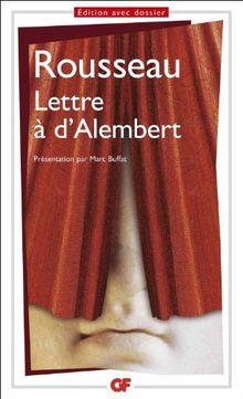 Lettre à d' Alembert