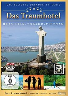 Traumhotel - Brasilien, Tobago, Vietnam (3DVDs)