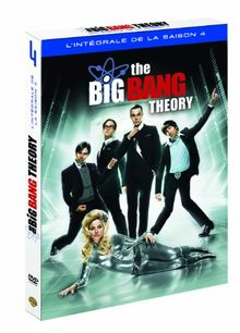 Coffret the big bang theory, saison 4 [FR Import]