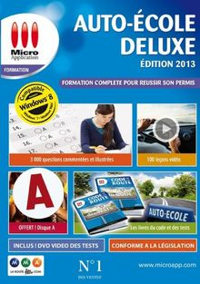 Auto Ecole - Edition deluxe 2013