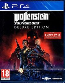 Wolfenstein Youngblood Deluxe Edition (AT-PEGI) Playstation 4