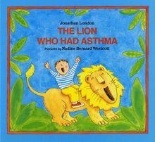 The Lion Who Had Asthma (Albert Whitman Prairie Paperback)