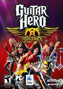 Guitar Hero: Aerosmith - US Version (PC)