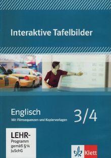 Interaktive Tafelbilder Englisch 3./4. Lernjahr