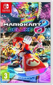 Jeu Wii U - Mario Kart 8 Deluxe (Switch) (Pré-commande - Sortie le 28 Avril 2017)