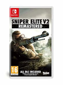 Sniper Elite 2 Remastered Switch
