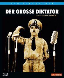 Charlie Chaplin - Der große Diktator - Blu Cinemathek [Blu-ray]