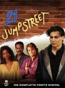 21 Jump Street - Die komplette fünfte Staffel