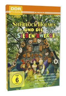 Sherlock Holmes und die sieben Zwerge [2 DVDs]