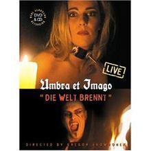 Umbra et Imago - Die Welt brennt (DVD+Audio CD)