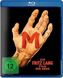 M - Eine Stadt sucht einen Mörder [Blu-ray]