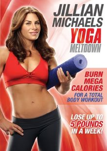 Jillian Michaels: Yoga Meltdown [DVD] [UK Import]