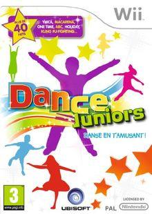 DANCE JUNIOR WII