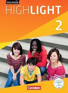 English G Highlight - Hauptschule: Band 2: 6. Schuljahr - Schülerbuch: Kartoniert