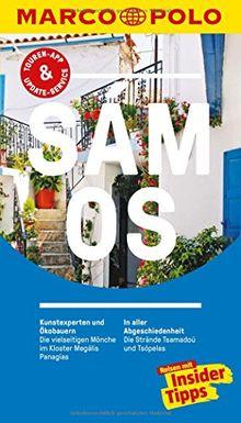 MARCO POLO Reiseführer Samos: Reisen mit Insider-Tipps. Inklusive kostenloser Touren-App & Update-Service