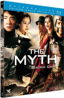The myth [Blu-ray] [FR Import]