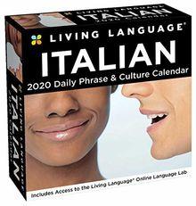 Random House Direct: Living Language: Italian 2020 Day-to-Da