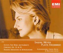 Sabine Meyer Plays Krommer