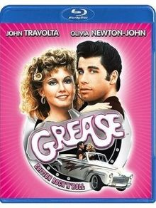 Grease [Blu-ray] [FR Import]