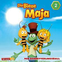 Die Biene Maja (CGI): 02: Der Schmetterlingsball (Studio 100)