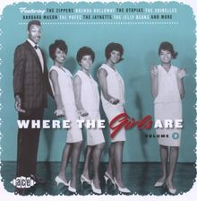 Where the Girls Are Vol.7