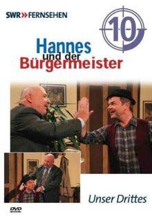 Hannes und dr Bürgermeister - DVD 10