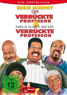 Der verrückte Profesor / Familie Klumps und der verrückte Professor [2 DVDs]