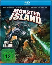 Monster Island - Kampf der Giganten [Blu-ray]