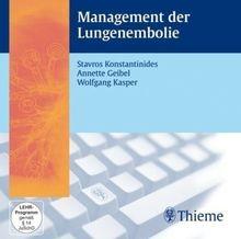 Management der Lungenembolie, 1 CD-ROM Für Windows 95/98/2000/NT 4.0
