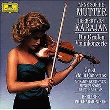 Die Grossen Violinkonzerte