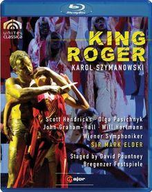 Karol Szymanowski - King Roger [Blu-ray]