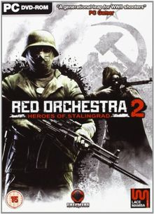 Red Orchestra 2: Heroes of Stalingrad (PC) (DVD) [Import UK]