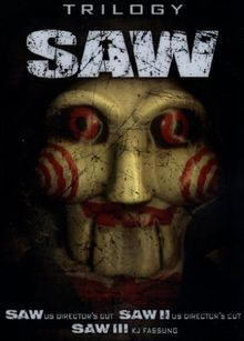 Saw Trilogy (5 DVDs)