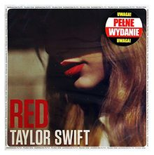 SWIFT, TAYLOR-RED