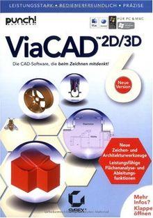 Punch! ViaCAD 6 Standard (PC+MAC)