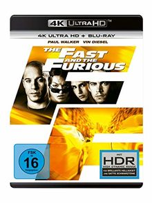 The Fast and the Furious (4K Ultra HD) (+ Blu-ray 2D)
