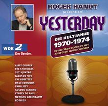 WDR 2 - Yesterday: Die Kultjahre 1970-1974